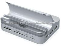 All in 1 One Docking Station Dock for iPad iPad 2 iPod iPhone
