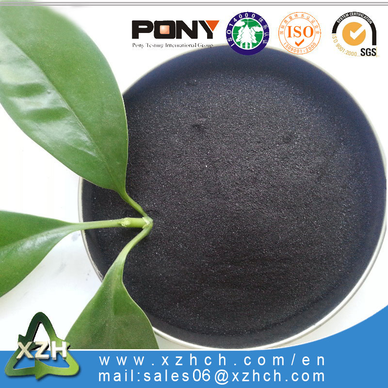 liquid organic fertilizer potassium humic acid humic substances