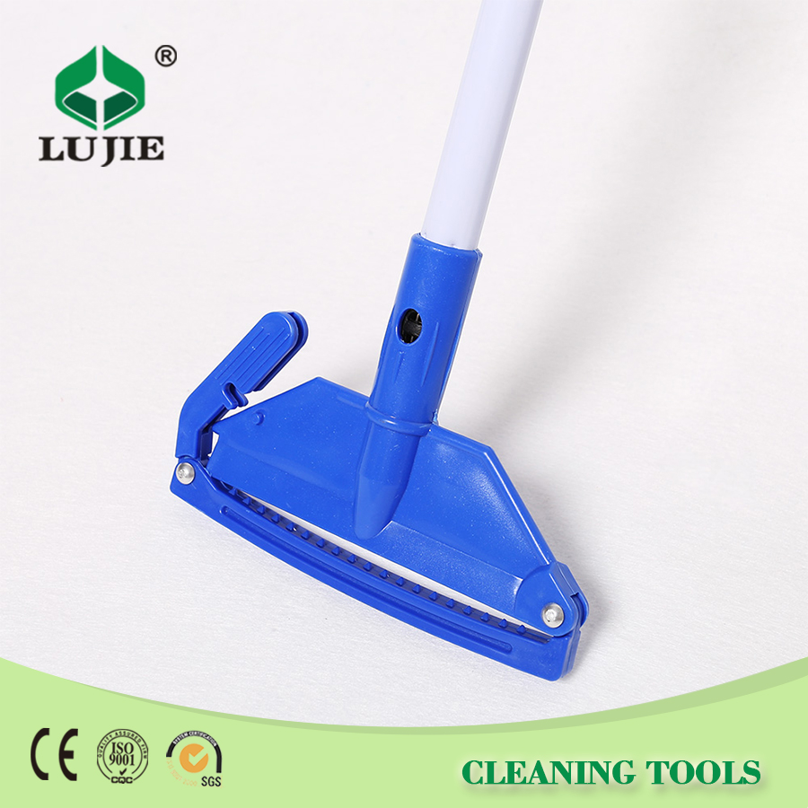Competitive price collapsible plastic cotton head mop clip