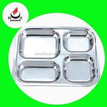 Designer food serving trays,fast food serving trays, rectangular tray