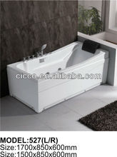 Water massage spa acrylic spa sex spa bathtub C527
