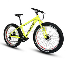 27 speed 26 inch 4.9 Big wheels fat tire bike/snow bike/fat tyre cruiser from China