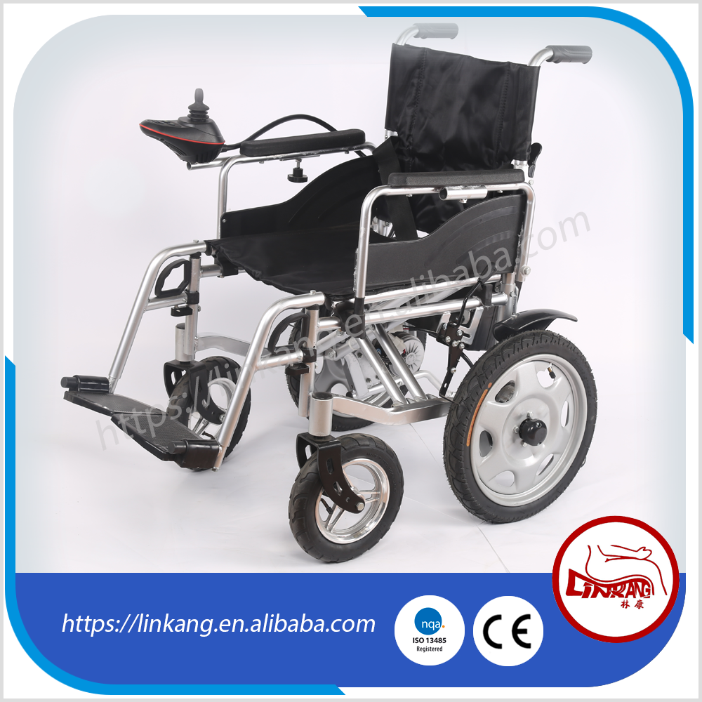 New products 2017 design foldable power electric wheelchair best seller motor
