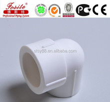 low price high reputation ppr fitting 90 degree reducer elbow / bend