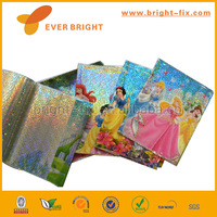 2014 Hot Sale and Supplier pvc book binding cover/decorative book covers/famous book cover designers