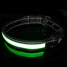 Best Quality Private Label Pet Dog Products Reasonable Price Pet Supplies LED Dog Collar
