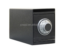 B-Rated mini safe box with drop slot (STB20-2C)