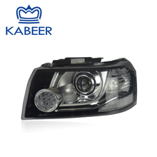 Guangzhou auto parts original used Freelander 2 headlight