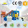QT4-15C hydraulic concrete hollow block machine for sale