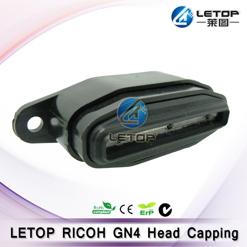 High quality! Letop ricoh GN4 head capping station for solvent printer