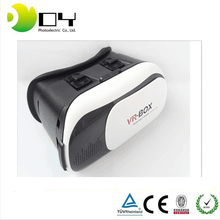 Vr Virtual Reality Headset 3D Glasses / Goggles For Apple & Android Smartphones of All Sizes - Immersive 360 HD