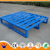 steel double stacking size euro pallet 1200 x 800