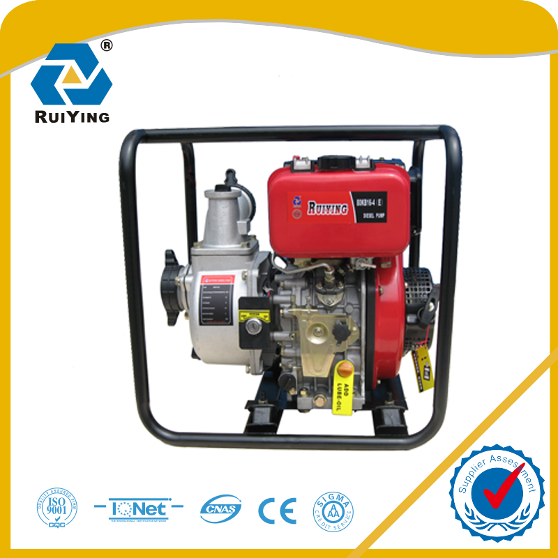 portable Diesel Water Pump 3''