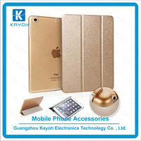 [kayoh] Factory price! popular style case for iPad 2/3/4 pu leather case