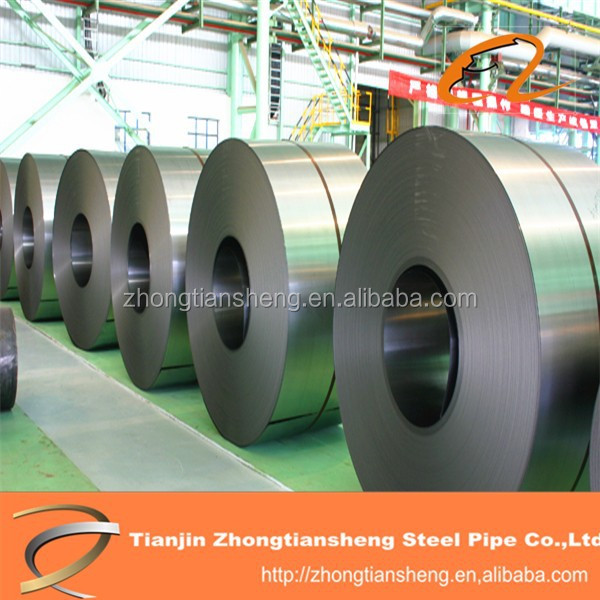 Hot Rolled Galvanized Steel Strip, Hot dipped galvanized steel coil stock