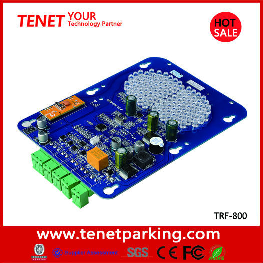 access memory card via bluetooth car parking control system