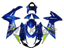 Fairing Cowl Kit Bodywork For Suzuki GSXR600/750 K11 2011 2012 2013 2014 GSXR 600 2011 - 2014 Sky Blue Cerulean