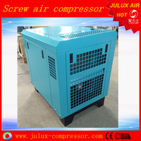 7.5 kw 10 hp screw type portable air conditioner for cars compressors