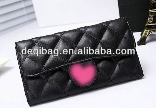 New Style Fashion Wholesale Hot Selling brand wallets for Women classic causal purse women cluth bag