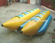 summer water sports 12 persons inflatable banana boat for sale