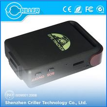 Professional manufacturer pet and personal vehicle fleet management TK-102 gps tracker tk108