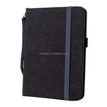 Wristlet Book Folio Leather Shell Cover For Ipad air/ ipad 5