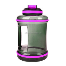 2.5L Big Bottle BPA Free Sport Gym Training Drink Water Jug for Workout