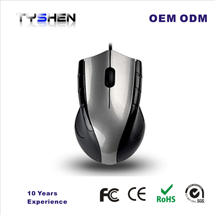 Change DPI Gamer Mouse color changing Interface Mouse