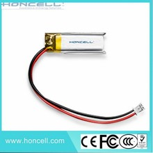3.7v 150mah 501528 ge power lipo battery