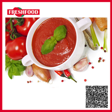 Chinese suppliers 100% Tomato Made Brix 28-30 70g/140g Tomato Paste