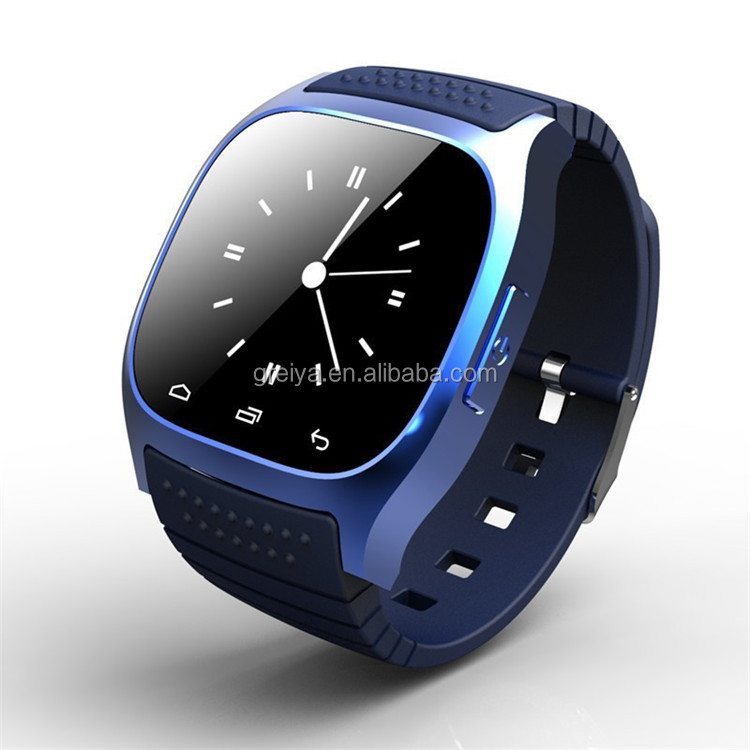 Hottest touch screen china smart watch phone hot wholesale China factory