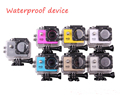 Custom Logo Wifi Action Camera/DV Full HD 720P 1080P 4K Waterproof Sport Camera