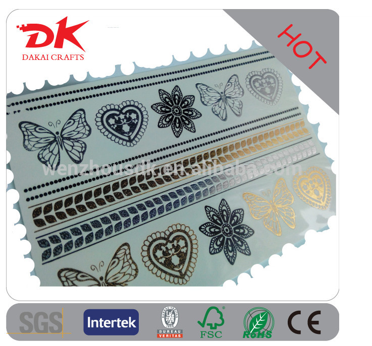 Tattoo Sticker Type and Temporary, Temporary Feature body tattoo