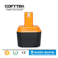 Superior Power Tools Batteries Cheap 12v NI-CD Batteries for Ryobi drilling machine