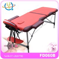 Full body massage bed/thermal infrared massage bed table