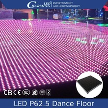 rent led dance floor guangzhou acrylic led video floor dancing for sale