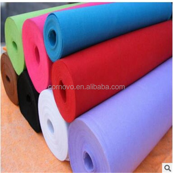 Custom size 2mm decorative roofing felt factory