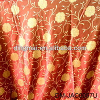 2013 europe style new pattern luxury hotel curtains
