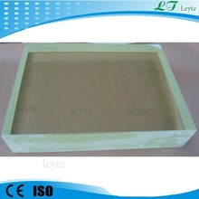 radiation protection x-ray shielding lead glass