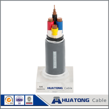 copper conductor pvc insulated earth cable wire