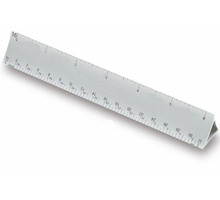 6 Inch Hollow Triangular Triangle Architect Drafting Scale Drafting Ruler