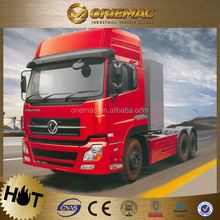 Dongfeng drive type 6x4 manual 25 ton Tractor Truck