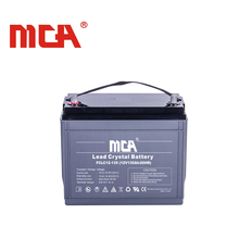 12V135Ah High Performance 12V UPS & Solar Deep Cycle Gel Battery AGM Storage Battery