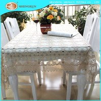 Table cltoh Embroidery Table Cloth Wedding Table Cloth Rosette table cloth