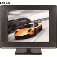 "15""LCD TV USB HDMI AV TV MPG4 15 inch lcd display"