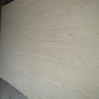 AA grade white oak decorative plywood