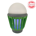 Best Bug Zapper Lantern with LED Light Bulb,Multifunctional Camping Lights for Pest Control Style