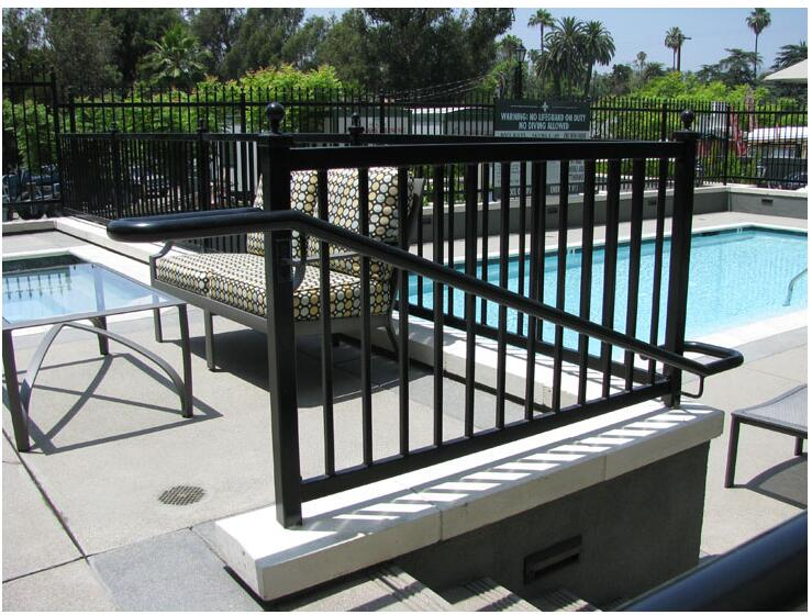 List manufacturers of designs railings for balconies