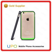 [UPO] Wholesale Hot selling top quality colorful TPU+PC smart phone case for iPhone 6