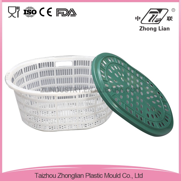 Factory price portable oval storage basket portable